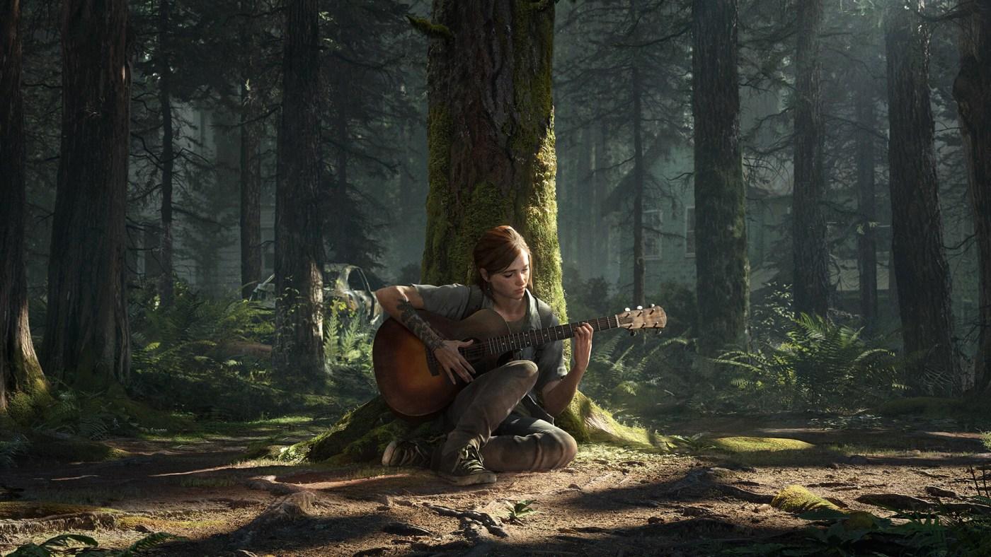 The Last of Us Parte II WP 1