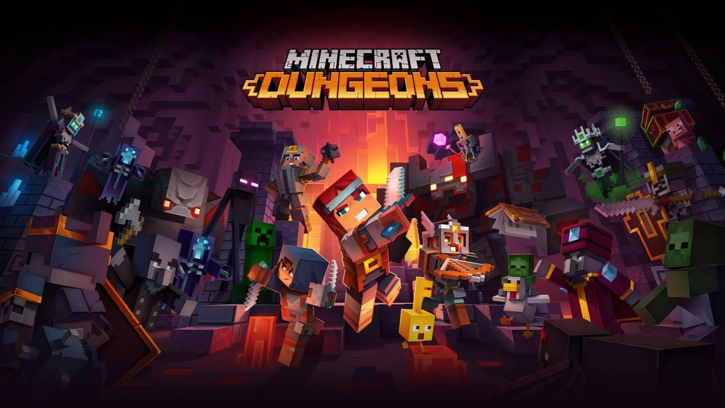 fecha Minecraft Dungeons