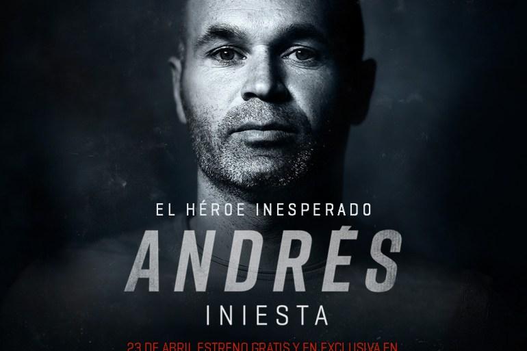 Andrés Iniesta - El Héroe Inesperado