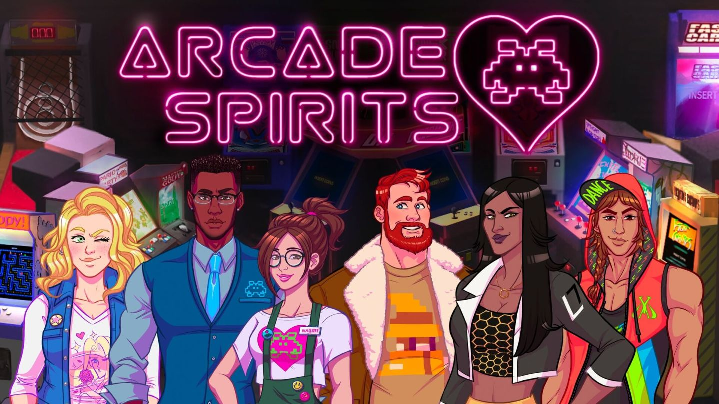 fecha lanzamiento Arcade Spirits