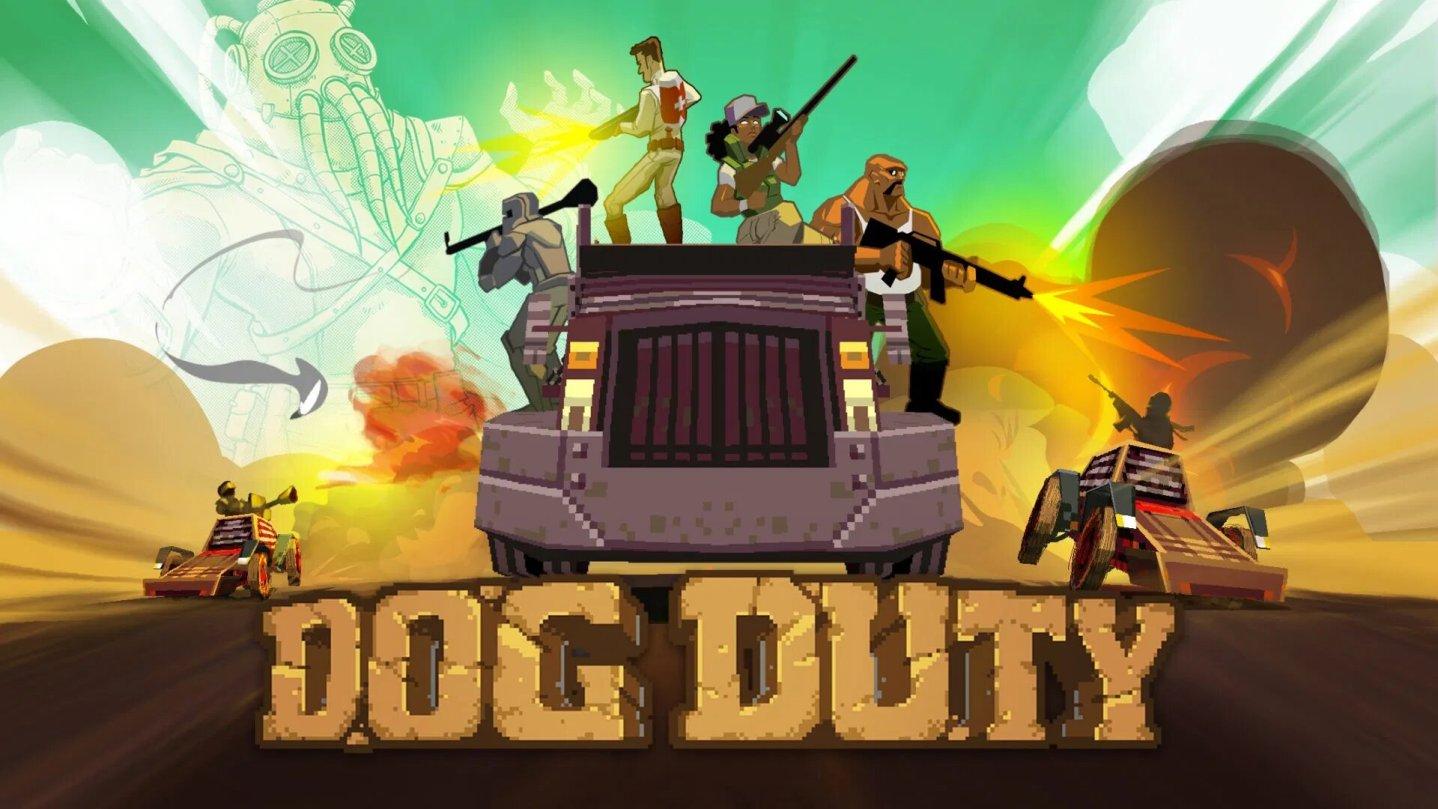 Dog Duty idioma español