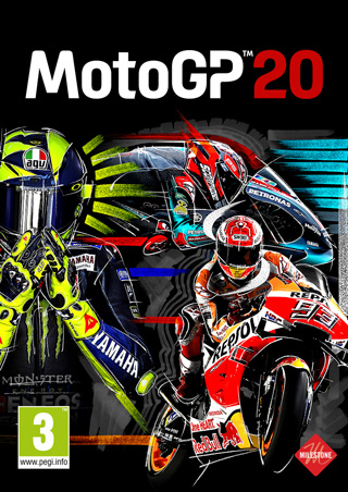 MotoGP 20 Análisis Cover