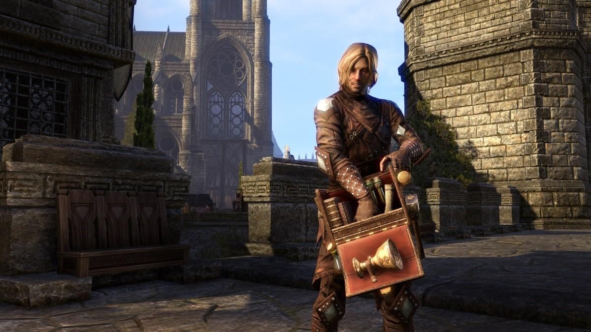 The Elder Scrolls Online Abril 2020