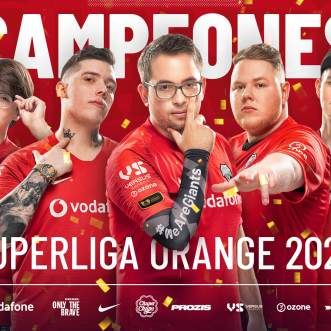 Vodafone Giants campeones superliga