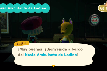Ladino en Animal Crossing: New Horizons