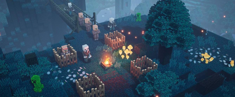 Minecraft Dungeons Análisis Texto 1