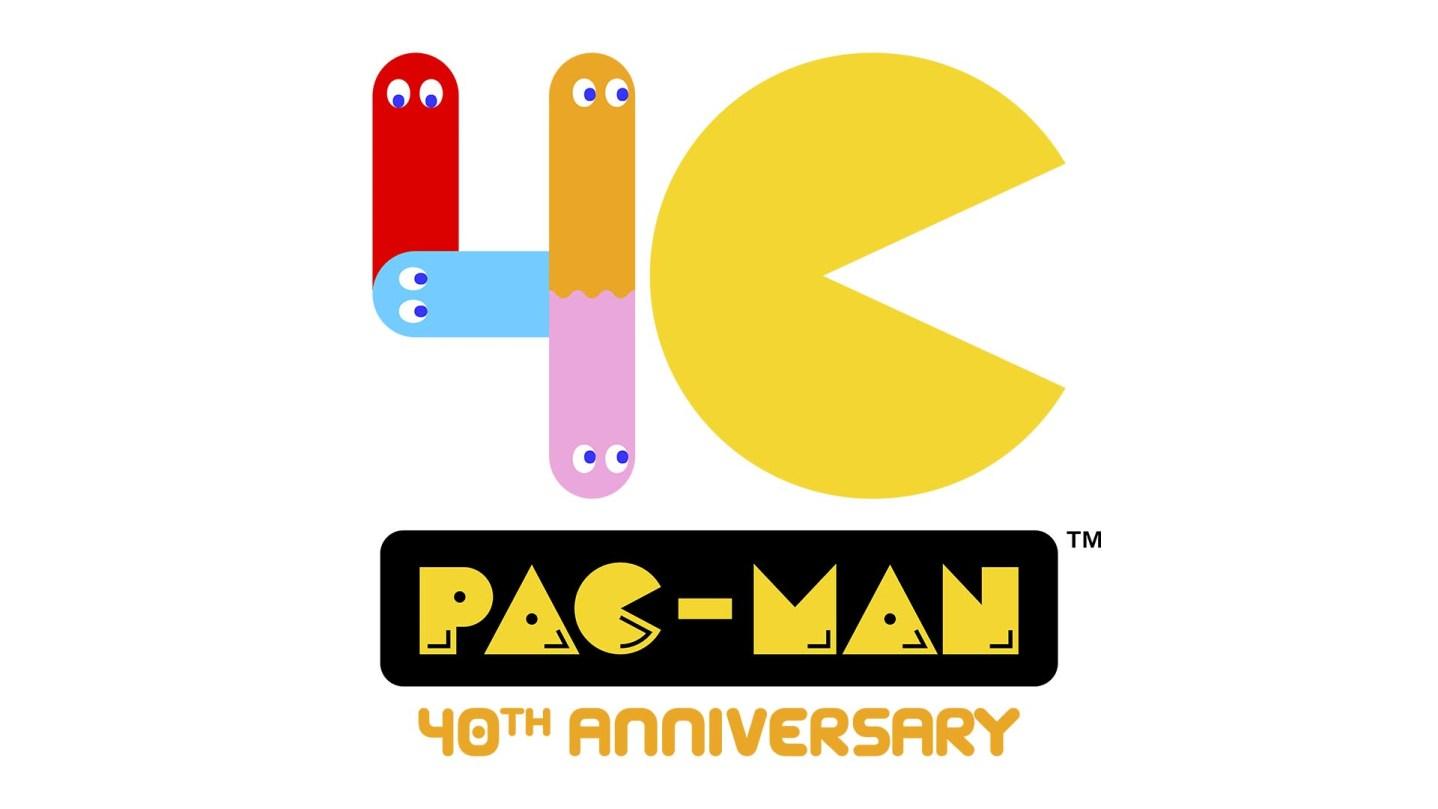 Pac Man 40 aniversario