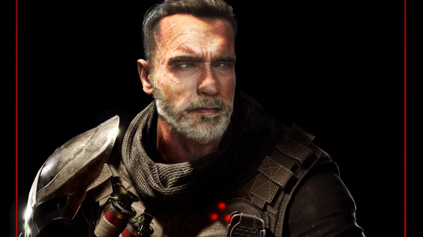 Schwarzenegger Predator