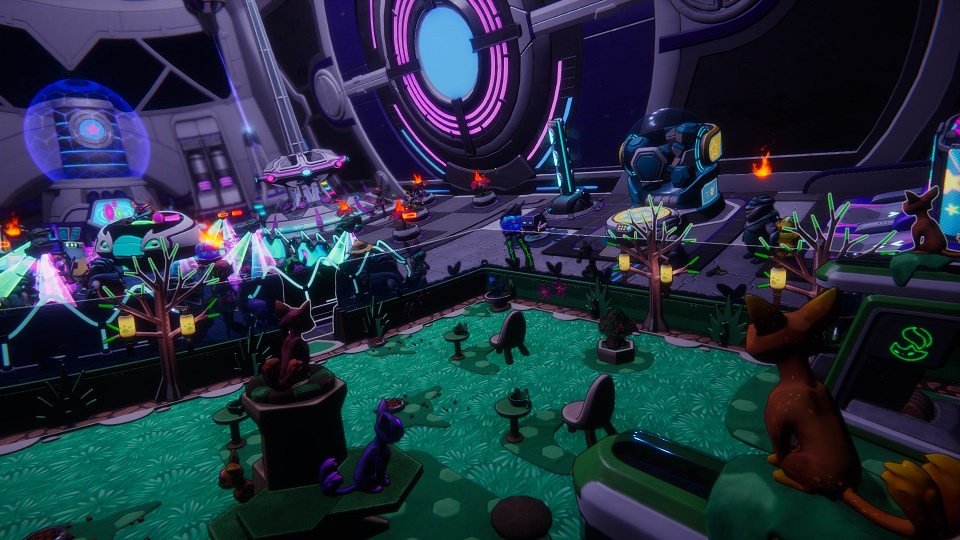 Spacebase Startopia Beta