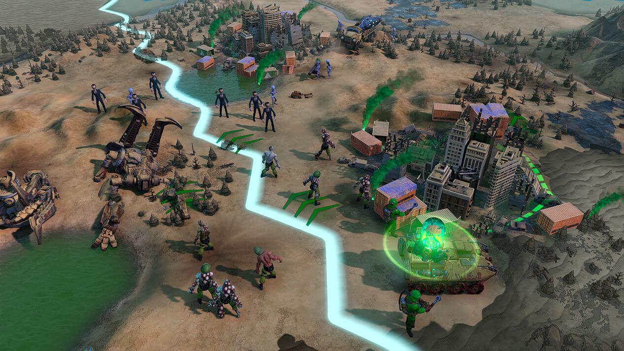 Civilization VI actualización de junio