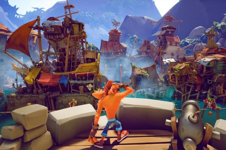 novedades Crash Bandicoot 4