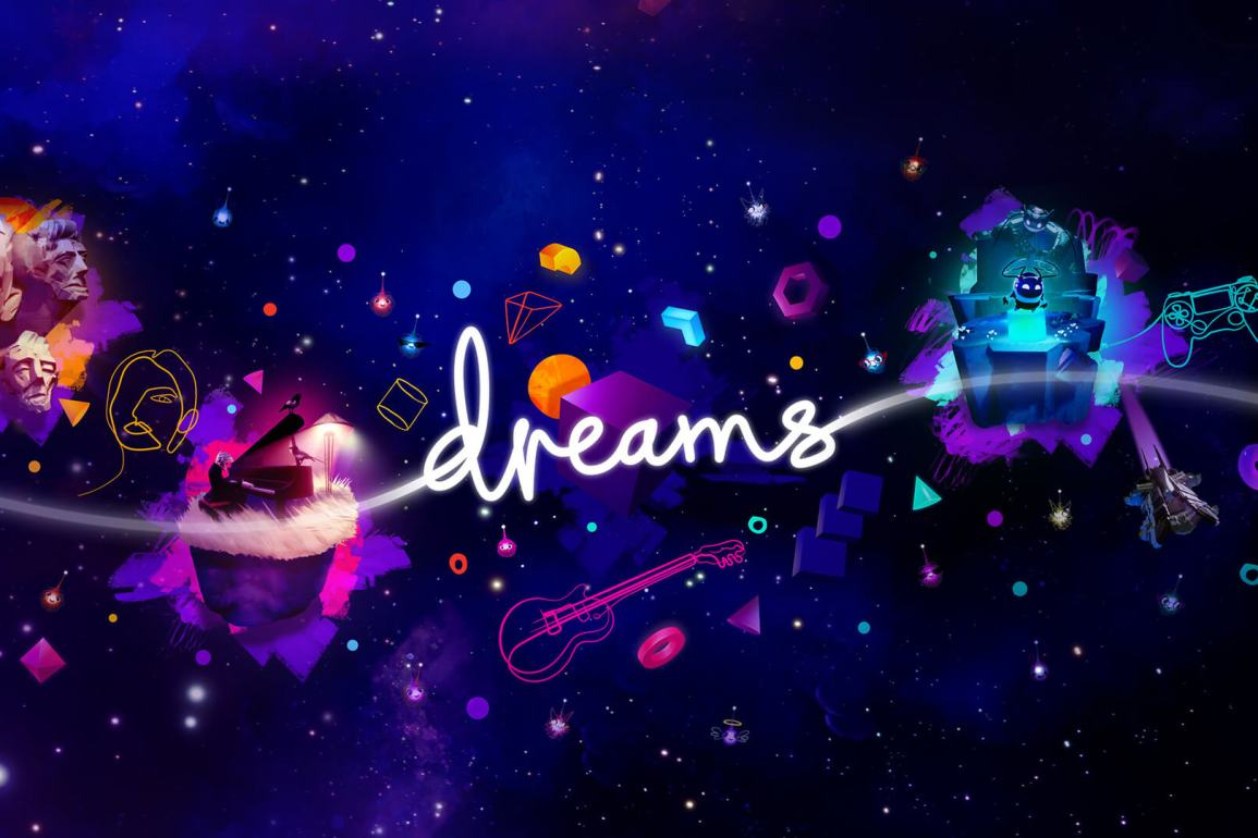 Dreams PlayStation VR