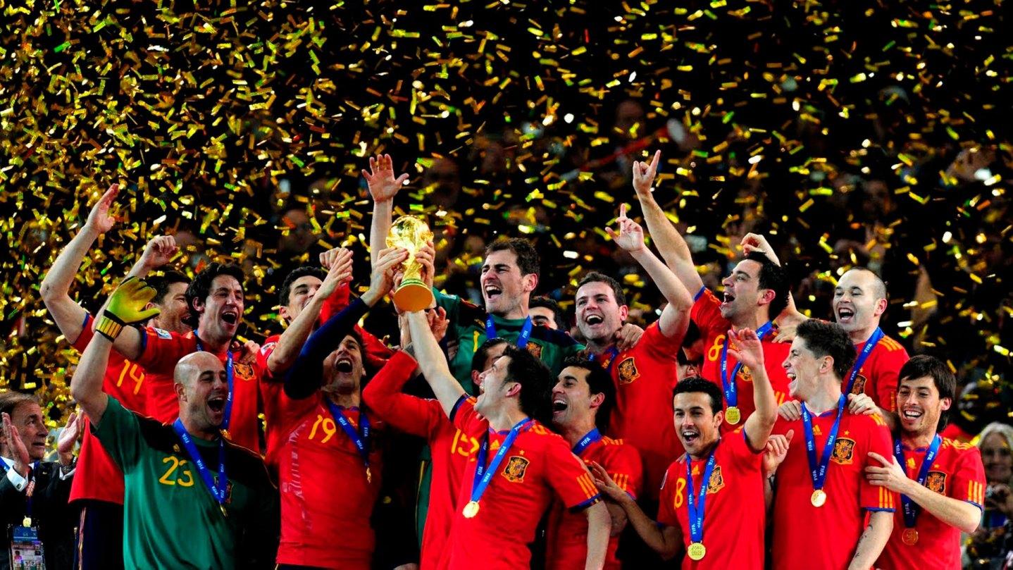 España Campeona del mundo 2010