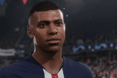 FIFA 21 Kylian Mbappé