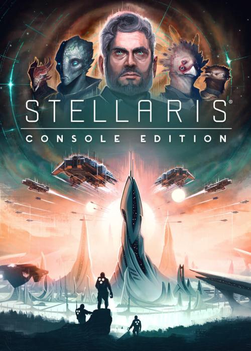 Stellaris Console Edition Analisis Cover
