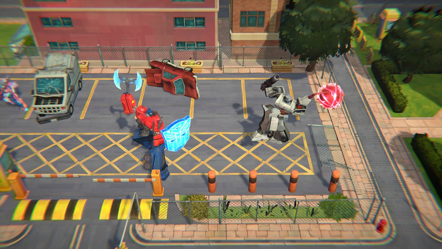 Transformers Battlegrounds Fecha lanzamiento