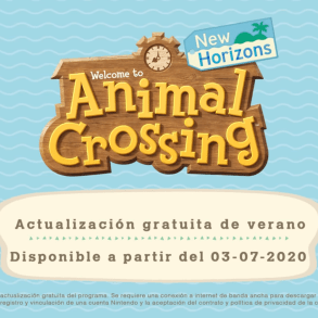 Animal Crossing verano