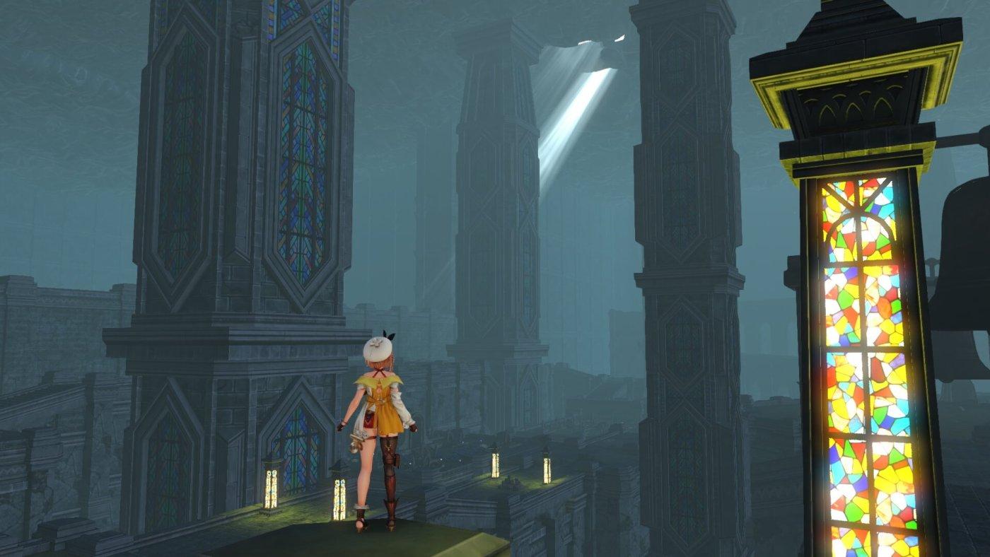 Atelier Ryza 2 Lost Legends the Secret Fairy Screenshot julio 2020
