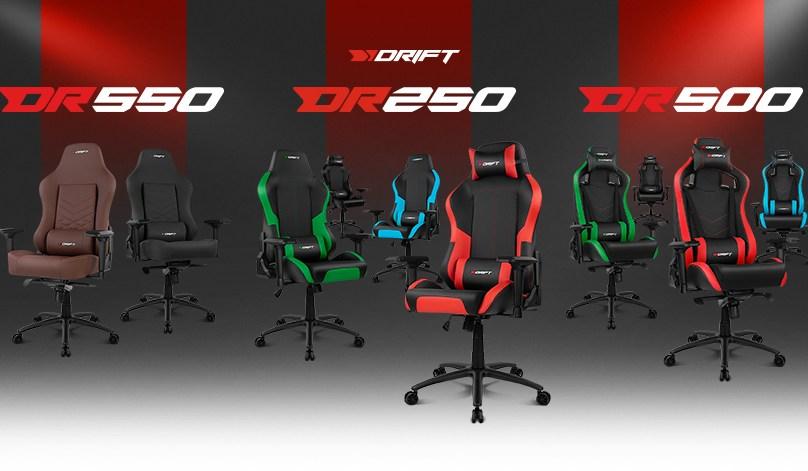 DR500 y DR550