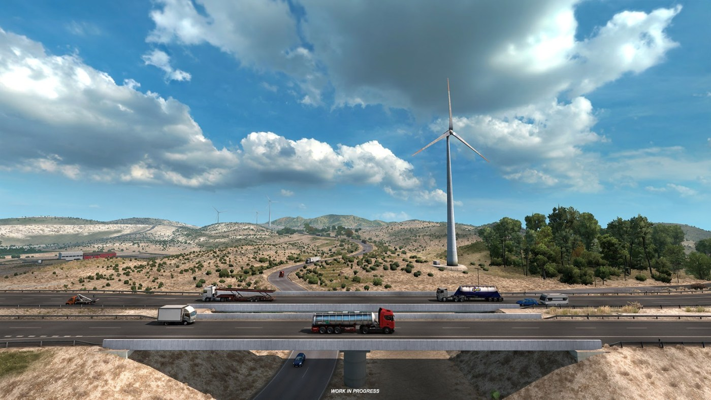 energía en Iberia