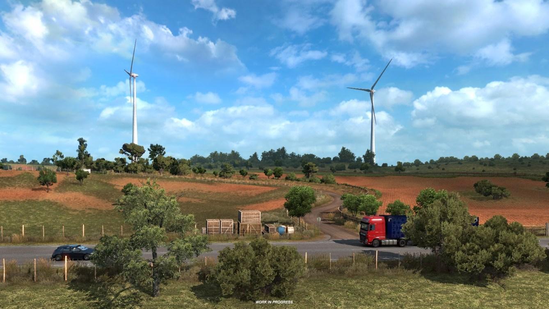 Euro Truck Simulator 2 Iberia Energia 5
