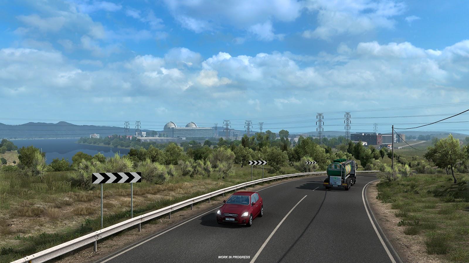 Euro Truck Simulator 2 Iberia Energia 9