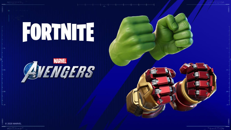 Marvels Avengers Pico Hulk Fortnite