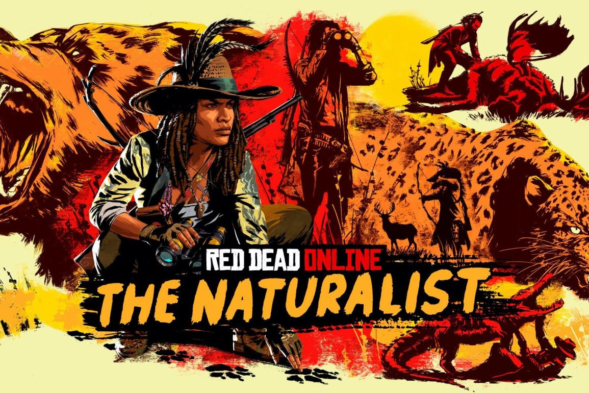 naturalista red dead online