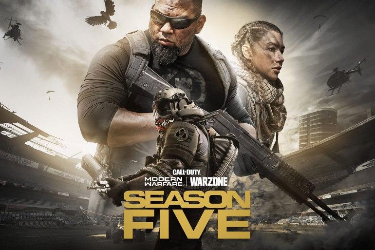 Temporada 5 de modern warfare