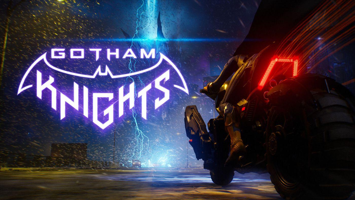 Gotham Knights Anuncio 2