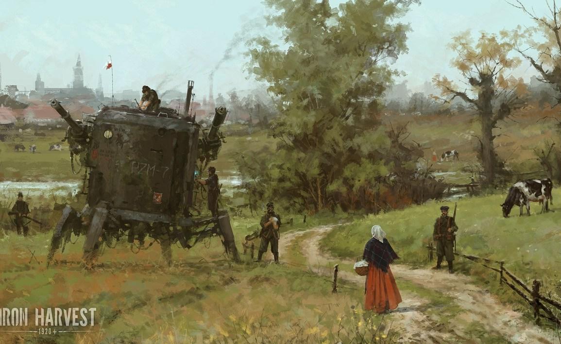 Iron Harvest 1920+ polonia