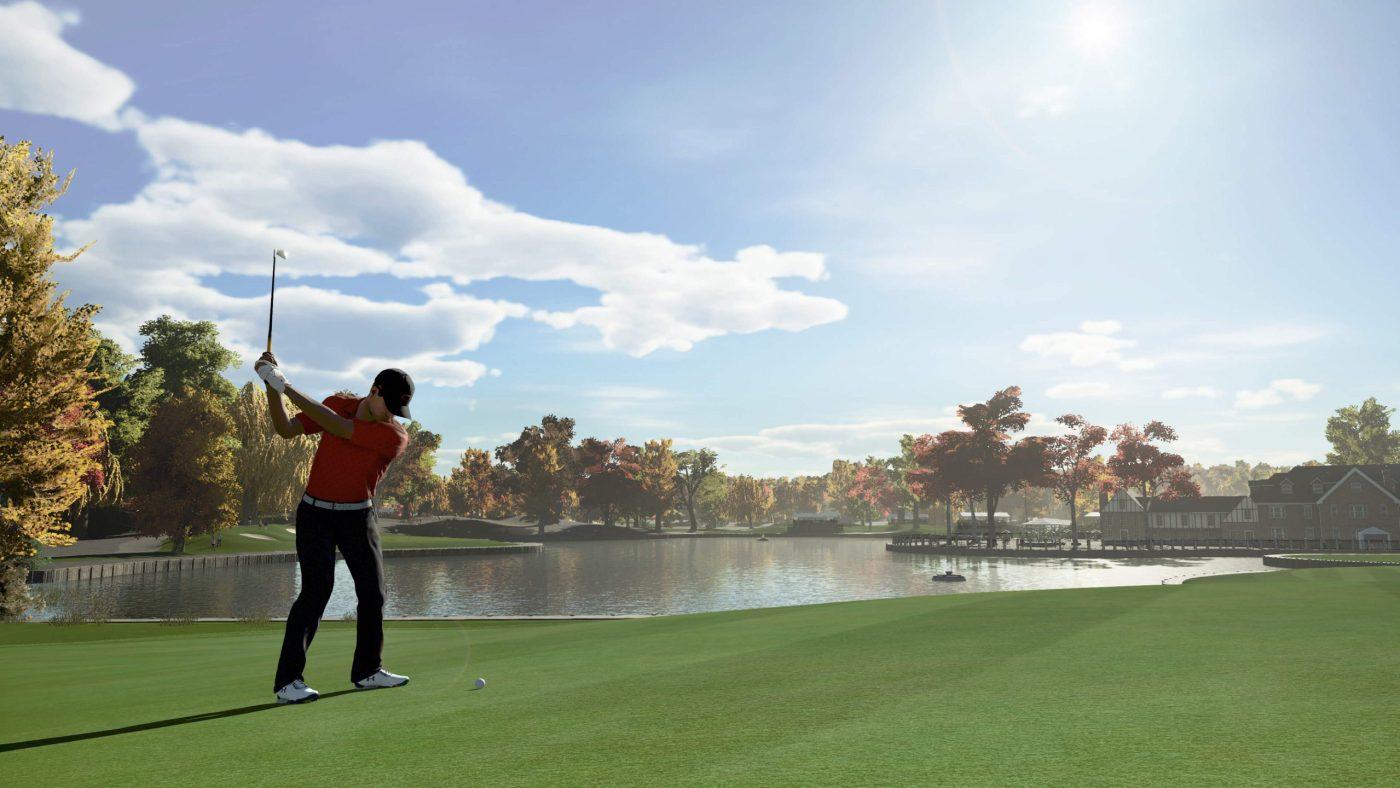 lanzamiento del PGA TOUR 2K21