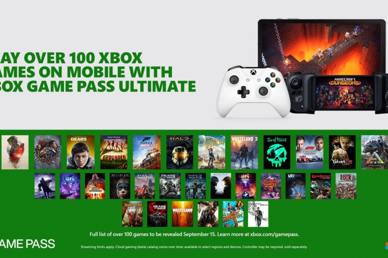 Project xCloud Game Pass