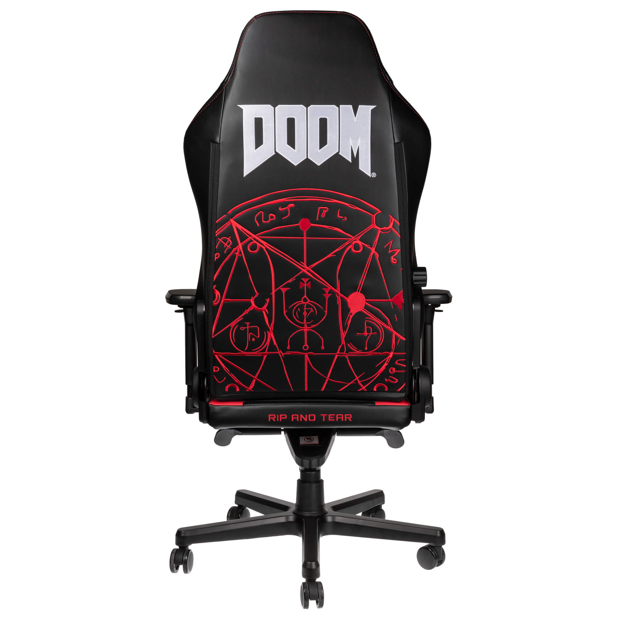 noblechairs HERO Gaming Chair DOOM Edition 3
