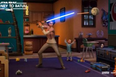 Los Sims 4 Star Wars