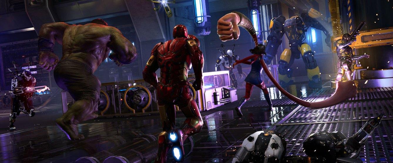 Marvels Avengers Analisis Texto 4