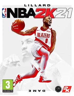 NBA 2K21 Analisis Cover