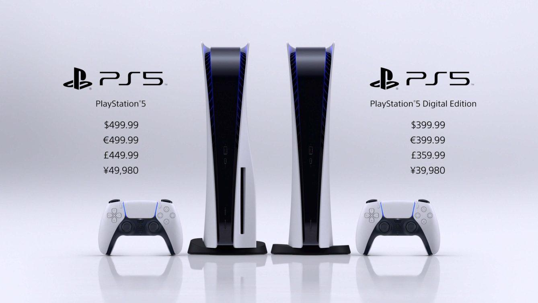 Precios PlayStation 5 scaled