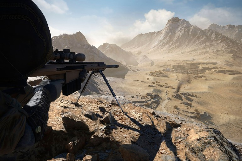 Sniper Ghost Warrior Contracts 2 Avance 1