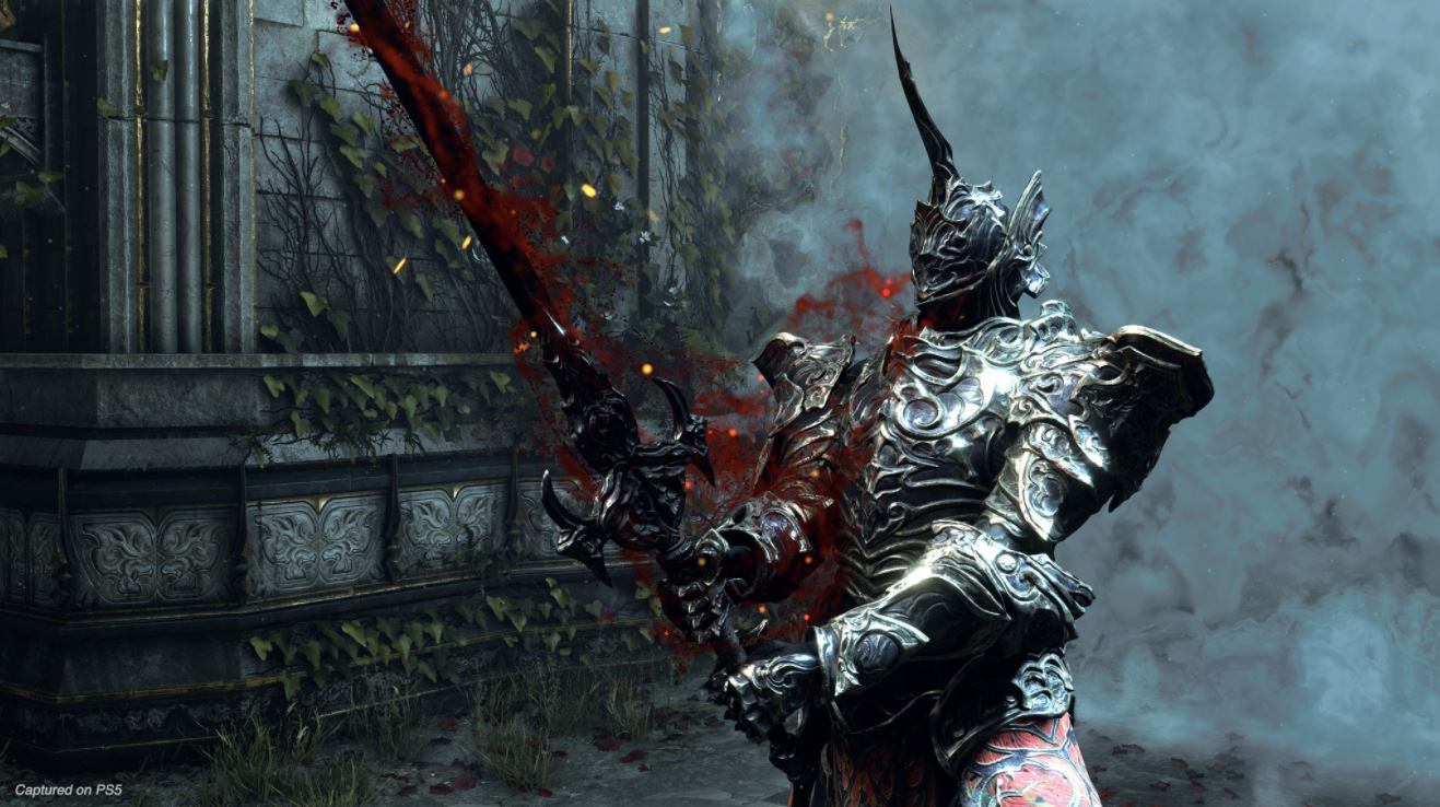 gameplay Demon's Souls Remake