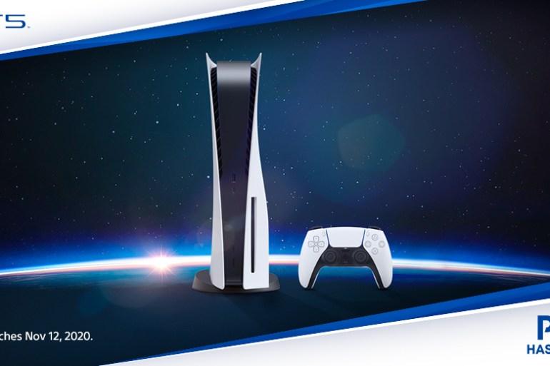 lanzamiento global de PS5