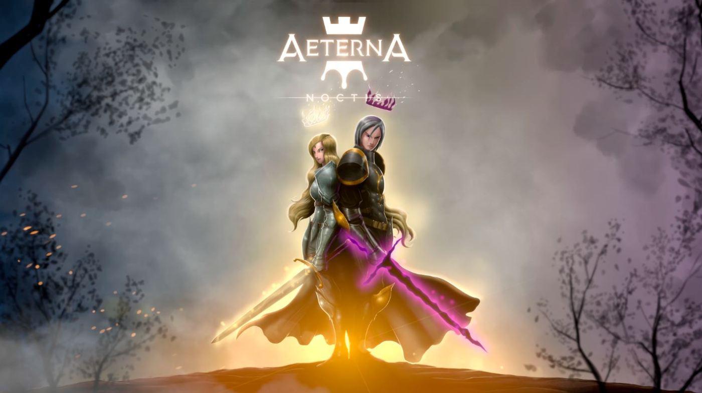 gameplay de Aeterna Noctis