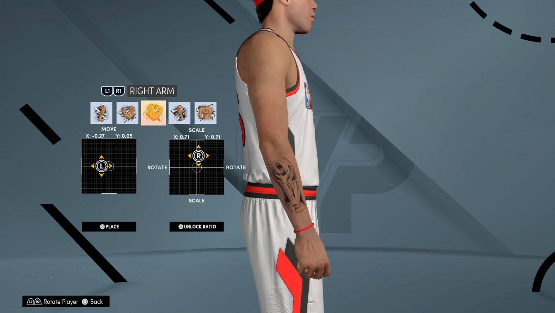 NBA 2K21 Next Gen Mi Carrera Mi NBA 3 scaled