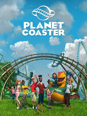 Planet Coaster Console Edition Analisis Cover