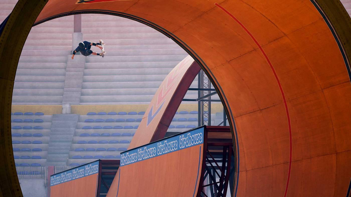 Tony Hawks Pro Skater 1 2 Loop