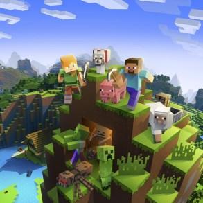 Minecraft wp