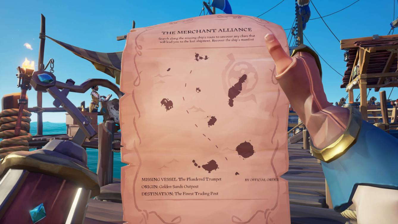 Temporada 1 de Sea of Thieves