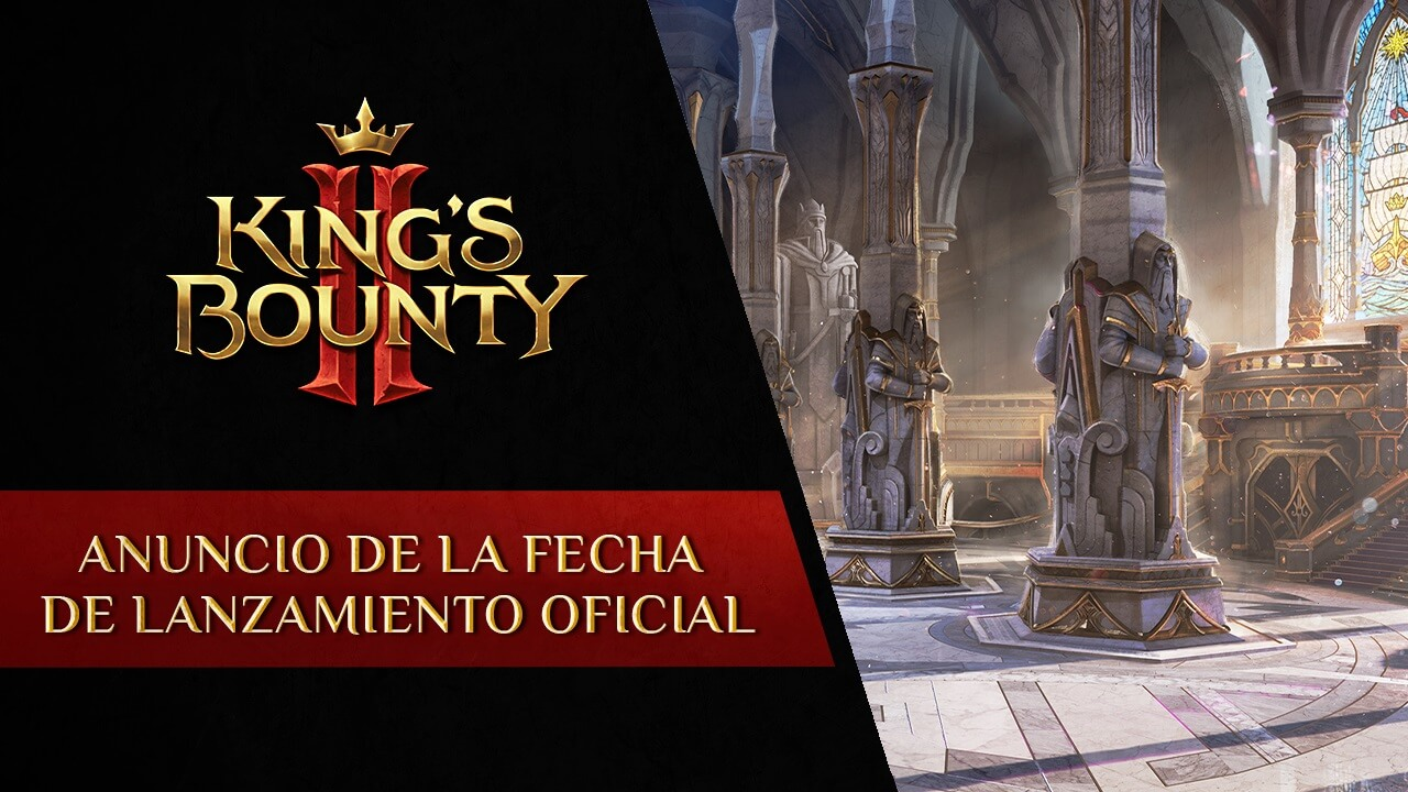 King's Bounty 2 - Fecha