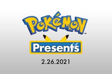 Pokemon Present febrero 2021