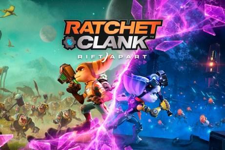 Ratchet Clank Una Dimension Aparte Art